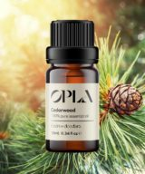 cedar wood pure essential oil organic