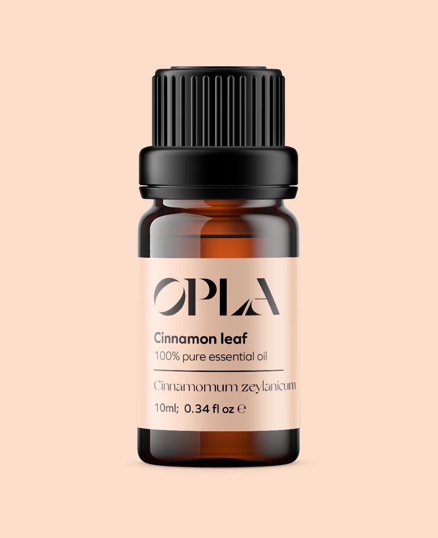 cinnamon pure essential oil organic