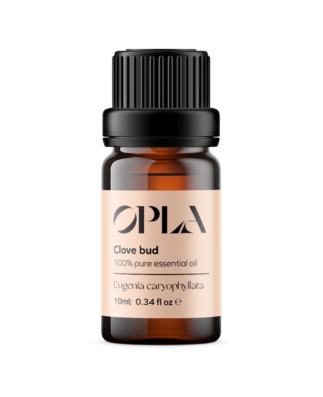 clove bud pure essential oil organic