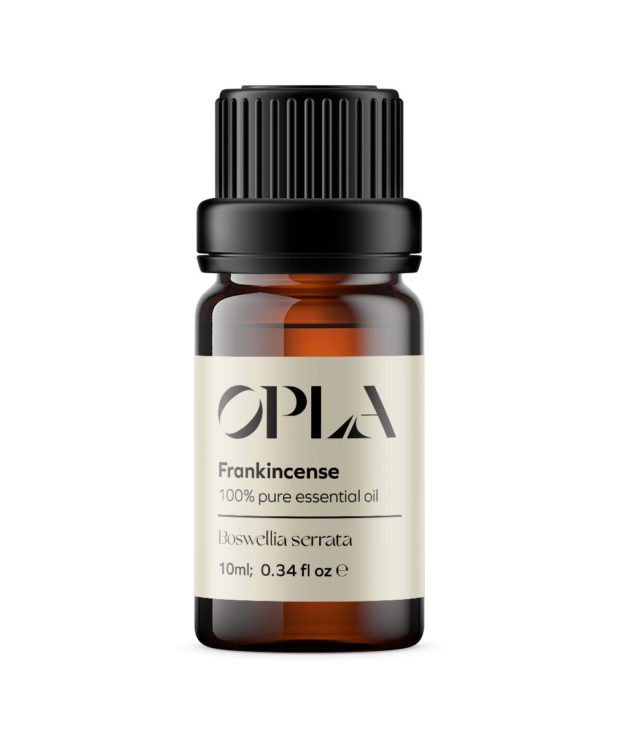 frankincense pure essential oil organic