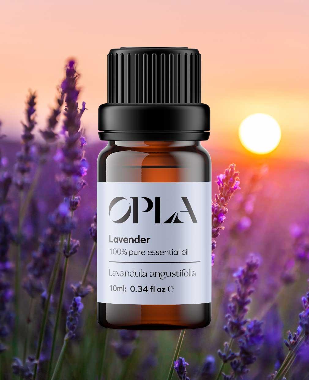 lavender pure essential oil organic