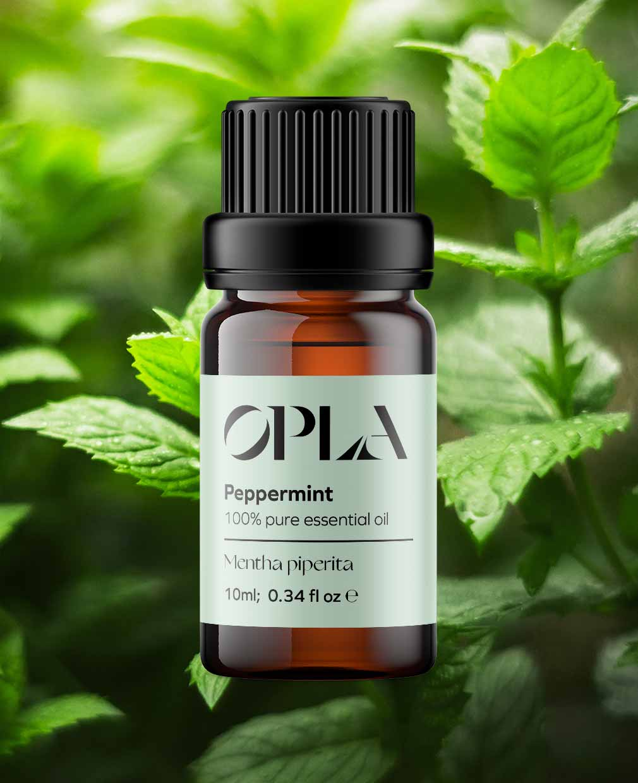peppermint pure essential oil organic
