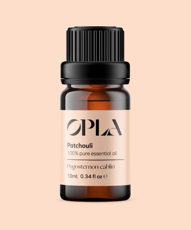 patchouli pure essential oil organic