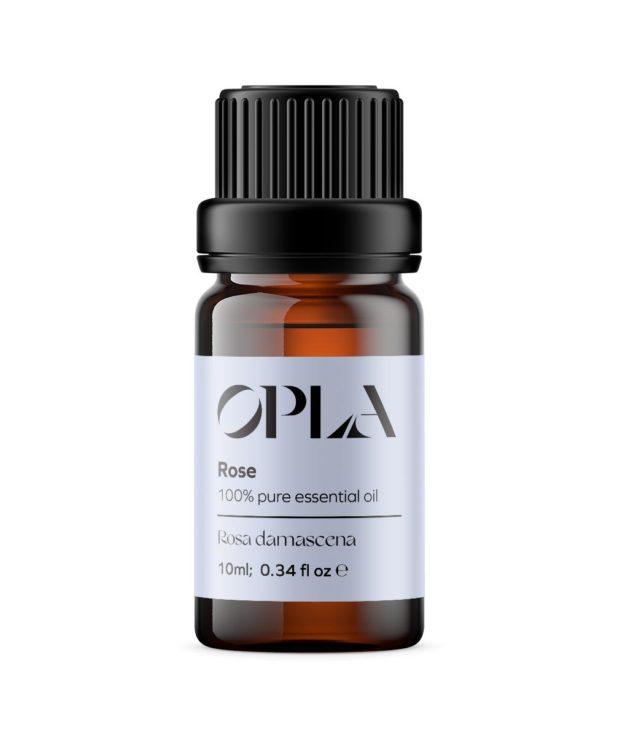 rose pure essential oil organic