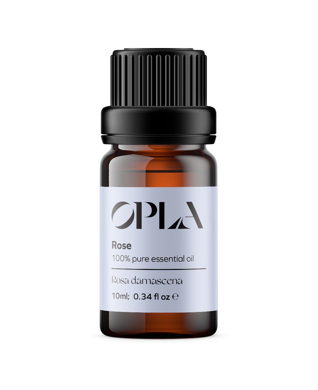 rose pure essential oil organic