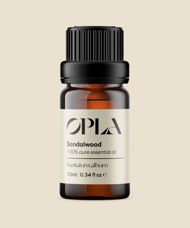 sandalwood pure essential oil organic