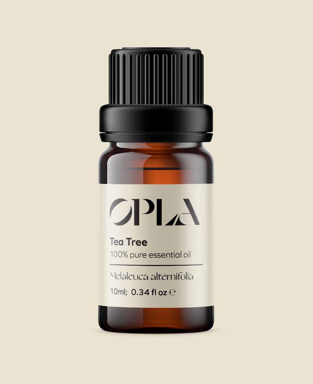 teatree pure essential oil organic